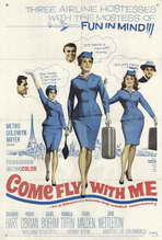 Come Fly With Me - 27 x 40 Movie Poster - Style A