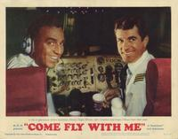 Come Fly With Me - 11 x 14 Movie Poster - Style B