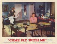 Come Fly With Me - 11 x 14 Movie Poster - Style F