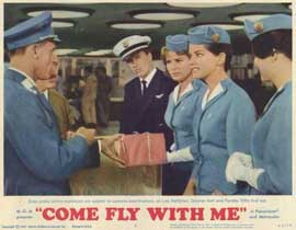 Come Fly With Me - 11 x 14 Movie Poster - Style C