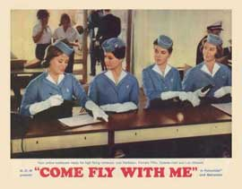 Come Fly With Me - 11 x 14 Movie Poster - Style G