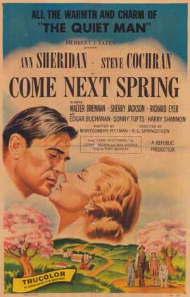 Come Next Spring - 11 x 17 Movie Poster - Style A