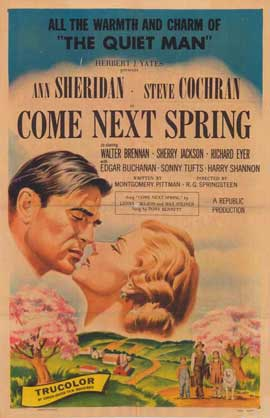 Come Next Spring - 27 x 40 Movie Poster - Style A