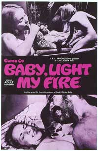 Come on Baby, Light My Fire - 27 x 40 Movie Poster - Style A