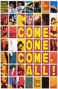 Come One, Come All - 11 x 17 Movie Poster - Style A