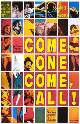Come One, Come All - 27 x 40 Movie Poster - Style A