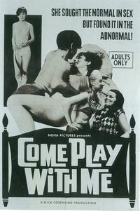 Come Play With Me - 11 x 17 Movie Poster - Style A