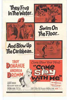 Come Spy with Me - 27 x 40 Movie Poster - Style A