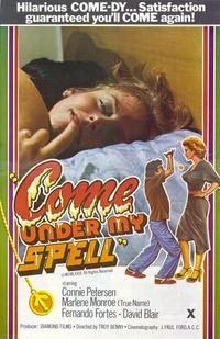 Come Under My Spell - 11 x 17 Movie Poster - Style A