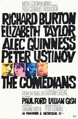 The Comedians - 11 x 17 Movie Poster - Style A