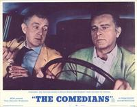 The Comedians - 11 x 14 Movie Poster - Style E