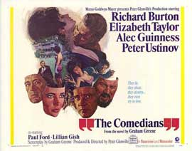 The Comedians - 11 x 14 Movie Poster - Style A