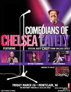 Comedians of Chelsea Lately - 11 x 17 TV Poster - Style A