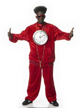 Comedy Central Roast of Flavor Flav - 11 x 17 Movie Poster - Style D
