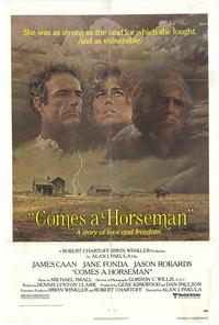 Comes a Horseman - 43 x 62 Movie Poster - Bus Shelter Style A