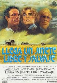Comes a Horseman - 27 x 40 Movie Poster - Spanish Style A