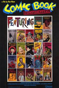Comic Book Confidential - 27 x 40 Movie Poster - Style A