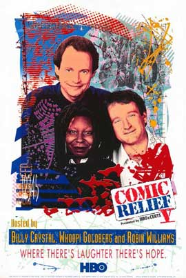 Comic Relief V - Official Poster - 11 x 17 Movie Poster - Style A