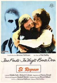 Coming Home - 11 x 17 Movie Poster - Spanish Style A
