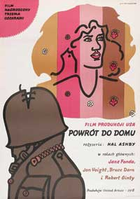 Coming Home - 11 x 17 Movie Poster - Polish Style A