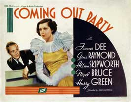 Coming-Out Party - 22 x 28 Movie Poster - Half Sheet Style A