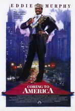 Coming to America - 27 x 40 Movie Poster