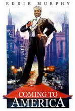 Coming to America - 27 x 40 Movie Poster - Style B