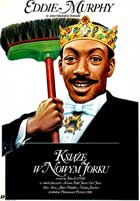 Coming to America - 27 x 40 Movie Poster - Polish Style A
