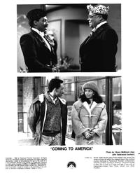 Coming to America - 8 x 10 B&W Photo #22