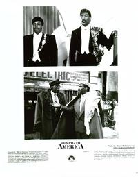 Coming to America - 8 x 10 B&W Photo #8