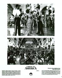 Coming to America - 8 x 10 B&W Photo #9