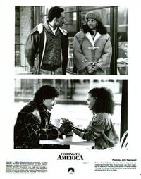 Coming to America - 8 x 10 B&W Photo #10