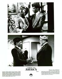 Coming to America - 8 x 10 B&W Photo #11
