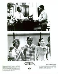 Coming to America - 8 x 10 B&W Photo #12