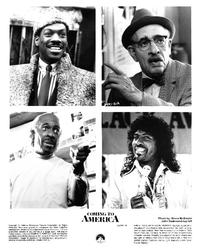 Coming to America - 8 x 10 B&W Photo #13