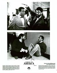 Coming to America - 8 x 10 B&W Photo #16