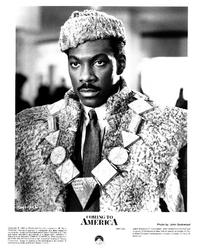 Coming to America - 8 x 10 B&W Photo #17
