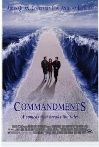 Commandments - 11 x 17 Movie Poster - Style B