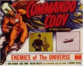 Commando Cody - 11 x 14 Movie Poster - Style A