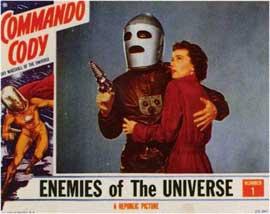 Commando Cody - 11 x 14 Movie Poster - Style B