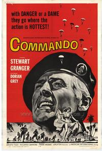 Commando - 27 x 40 Movie Poster - Style A