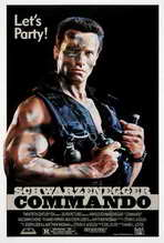 Commando - 27 x 40 Movie Poster - Style C