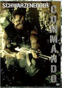 Commando - 27 x 40 Movie Poster - Style B