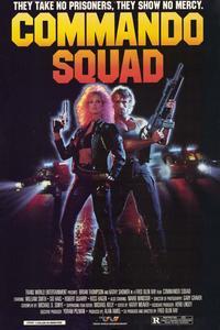 Commando Squad - 11 x 17 Movie Poster - Style A