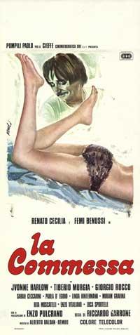 Commessa, La - 13 x 28 Movie Poster - Italian Style A
