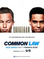 Common Law (TV) - 11 x 17 TV Poster - Style A