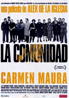 Common Wealth - 11 x 17 Movie Poster - Spanish Style A