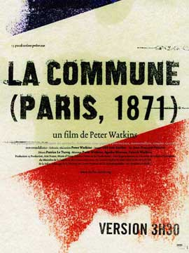 Commune (Paris, 1871), La - 11 x 17 Movie Poster - French Style A