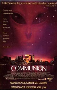 Communion - 11 x 17 Movie Poster - Style B