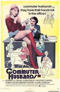 Commuter Husbands - 11 x 17 Movie Poster - Style A